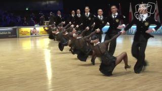 Latinskoamerické tance v modernom prevedení
