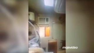 Pomarančový džúsik pre šéfina! (Kuvajt)
