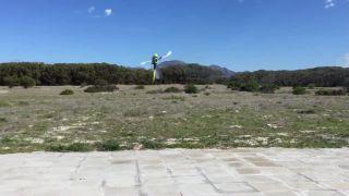 Ovládanie RC vrtuľníka LVL 99