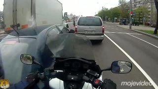 Dupol na brzdy a nič (Rusko)
