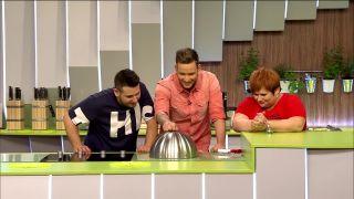 Prekvapenie v maďarskej kuchárskej šou