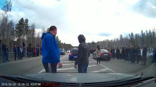 Ilegálne preteky na ruský spôsob