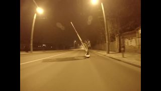 Windsurfing v uliciach Kaunusu (Litva)