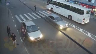 Tak ho nasral, že ani zbraň ho nezastavila (Rusko)