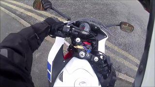 Novučičkú motorku mal presne 4 hodiny