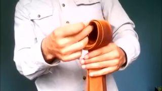 Ako viazať kravatu ako profík?