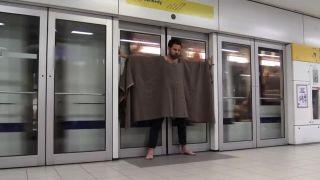 Hodor v metre (Hra o tróny)