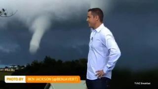 Zvláštny meteorologický úkaz na Novom Zélande