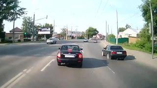 Dajme si do držky (cestná pomsta z Ruska)