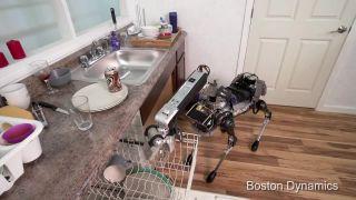 Pomocník v domácnosti (Boston Dynamics)