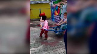 Medzičasom v ázijskom Disneylande