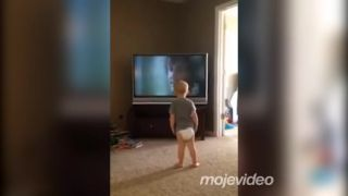 Malý Rocky valcuje internet