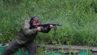 Takticko-strelecké cvičenia FSB (Rusko)
