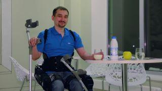 ExoAtlet - exoskeleton pre ochrnutých!