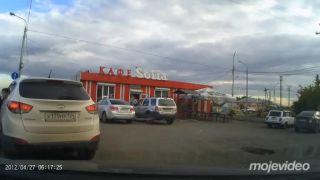 Pritom už bola skoro v relatívnom bezpečí (Rusko)