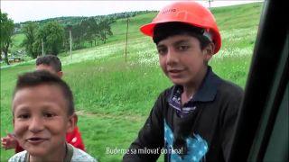 Obed v rómskej osade?! (zabi rutinu challenge)