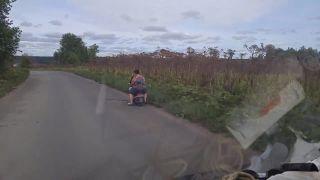 Stop týraniu mopedov! (Rusko)