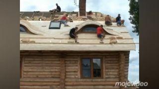 Výroba a inštalácia tradičnej šindľovej strechy z osiky