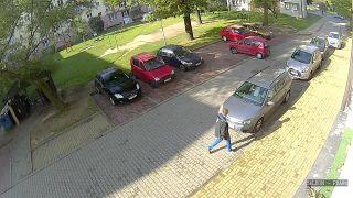 Pozor, žena za volantom na parkovisku! (Poľsko)