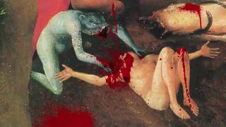 Vízie pekla Hieronymusa Boscha (Buckethead Spokes)