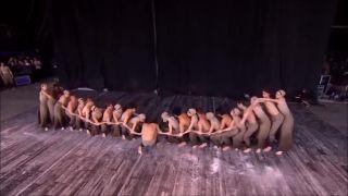 """Obrovský """"tancujúci"""" organizmus"""