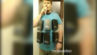 Smartfónový atentátnik! (Galaxy Note 7)