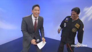 Kung fu majster v havajskej TV