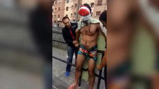 Adrenalínová rozlúčka so slobodou (skok z mosta)