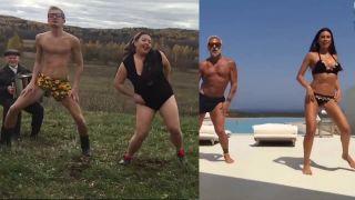 Taliansky milionár má konkurenciu (Bonya a Kuzmich)