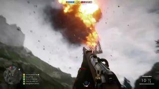 Battlefield 1 - epický bug so vzducholoďou