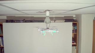 Koľko dronov/žiaroviek treba na výmenu žiarovky?