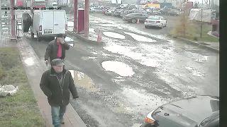 Cestná pomsta voči slovenskému vodičovi (Ukrajina)