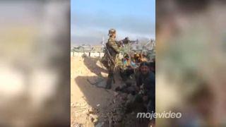 Ako končia Rambovia v reálnom živote (Sýria)