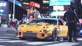 Japonské cestné ikony (Street Icons 2016)