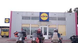 Od pondelka v Litri! (Ukrajina)