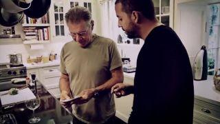 Iluzionista David Blaine a Harrison Ford
