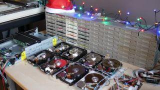 Last Christmas (FDD/HDD/tlačiareň cover)