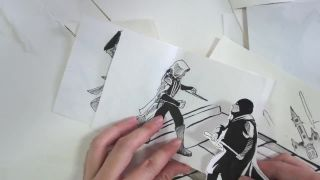Papierový parkour (Assassin's Creed)