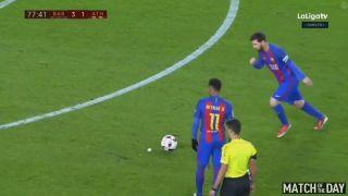 Messi znova čaroval (Copa del Rey)