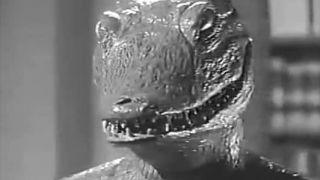 Drsná hororová scéna - The Alligator People (1959)