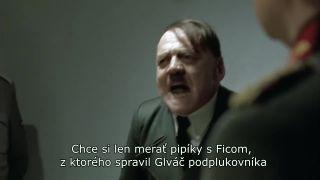 Hitler sa dozvedel, že Danka povýšili na kapitána