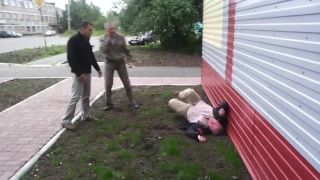 Fight club seniorov (Rusko)