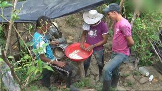 Pablo sa už roky živí výrobou kokaínu (Kolumbia)
