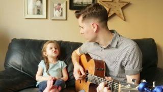 Neskutočný duet (otec a dcéra)