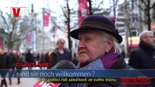 Pani Müllerová o spolunažívaní s utečencami v Berlíne