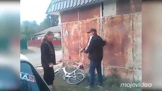 Vravela som ti, ožratý mi domov nechoď! (Rusko)