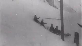 Snehová kalamita z roku 1947 (10-metrové záveje)