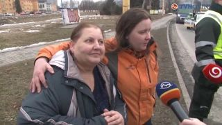 V Prešove do seba nabúrali matka s dcérou (boli opité)