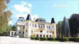 Slovenské hrady a zámky (časozber)