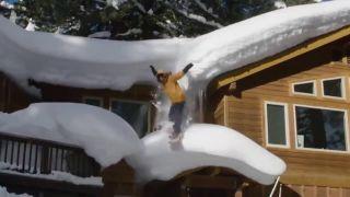 O čom sníva snowbaordista?